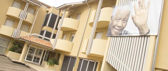 image : Foyer des jeunes travailleurs Nelson Mandela - Mont de Marsan